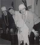 "Three ""Flappers,"" Westbrook Junior College, 1957"