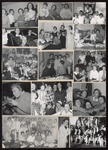 Second Candid Photo Collage, Westbrook Junior College, 1957