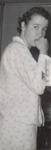 Worried, Thumb-sucking Student, Westbrook Junior College, 1957