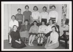 Houghton Hall Residents, Westbrook Junior College, 1958