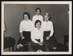 Senior Class Officers, Westbrook Junior College, Class of 1960