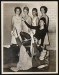 Modern Dance Club, Westbrook Junior College, 1964