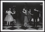 Christmas Weekend Dance, Wing Lounge, Westbrook Junior College, 1963
