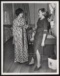 Dorm Room Conversation, Westbrook Junior College, ca.1964