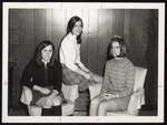 Student Council Members, Parents' Weekend, Westbrook Junior College, October 1968