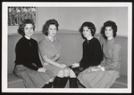 Senior Class Officers, Westbrook Junior College, 1962