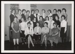 International Relations Club, Westbrook Junior College, 1962