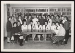 W.J.C. News Staff, Westbrook Junior College, 1961