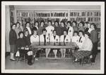 W.J.C. News Staff, Westbrook Junior College, 1961