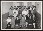 Goddard Hall Residents, Westbrook Junior College, 1961