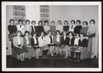 Masque & Candle Members, Westbrook Junior College, 1962
