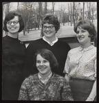 Homecoming  Committee, Westbrook Junior College, 1965
