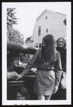 Four Students and a Car, Westbrook Junior College, 1969