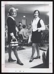 Fashion Merchandising Style Show, Westbrook Junior College, 1969