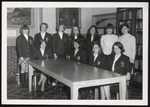 Student Council, Westbrook Junior College, 1969