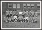 Field Hockey Team, Westbrook Junior College, 1969