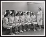 Seven Dental Hygiene Students, Westbrook Junior College, 1960s