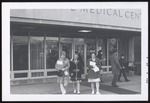 Three Nursing Students Before MMC, Westbrook Junior College, 1969