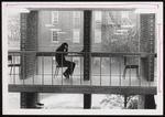 Student Studies, Blewett Hall, Westbrook College, 1970s