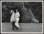 A Leisurely Stroll, Westbrook College, 1970s