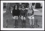 Heather Disch, Shelley McKinnon, and Sandra Tabor, Westbrook College, Class of 1980