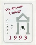 Westbrook College Yearbook 1993 by UNE Library Services Westbrook College History Collection
