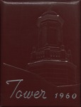Tower 1960 by UNE Library Services Westbrook College History Collection