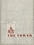 Tower 1956 by UNE Library Services Westbrook College History Collection