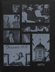 Tower 1971 by UNE Library Services Westbrook College History Collection