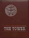 Tower 1957 by UNE Library Services Westbrook College History Collection