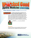 Wicked Good Sports Medicine Symposium 2012 Program by Lara Carlson, Daniel E. Lieberman, Samuel Headley, Stella L. Volpe, J. Timothy Lightfoot, Samuel N. Cheuvront, and David Epstein